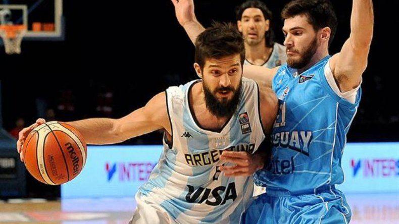Argentina se impuso ante Uruguay