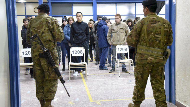 En Chubut habría votado el 70% del padrón