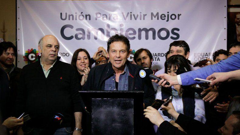 Costa: el 75% de Santa Cruz votó a favor del cambio