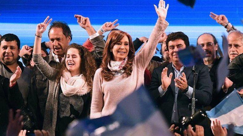 Hemos ganado las elecciones con Unidad Ciudadana