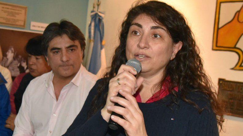 Ana María Ianni y Juan Vázquez se consolidaron como candidatos en primer término por el FPV – PJ