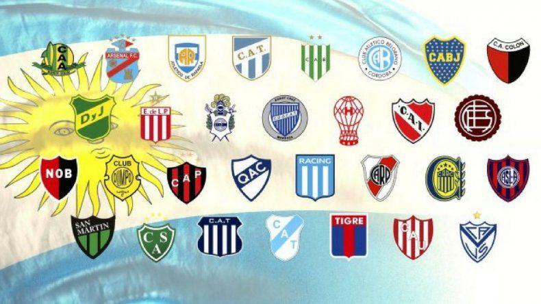¿Qué clubes no podrán empezar la Superliga por sus deudas?