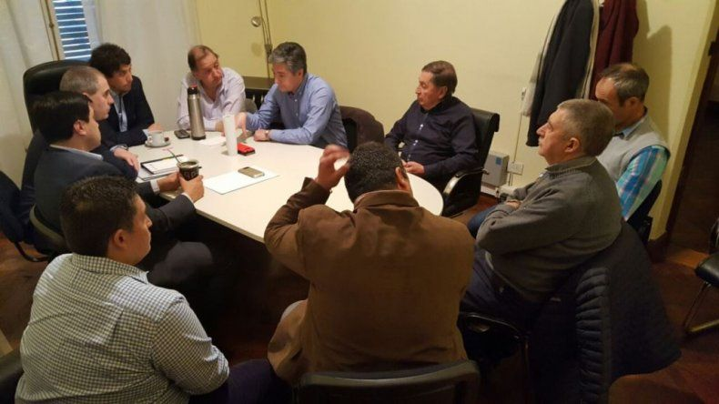 Naumann: Provincia se comprometió a saldar la deuda por TEG que tiene con Patagonia Argentina