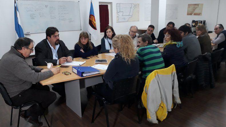 Ingenieros, arquitectos y el Concejo avanzan con la planificación urbana