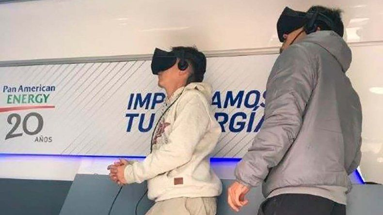 La muestra interactiva que PAE desarrolló por sus 20 años llega a Caleta Olivia.