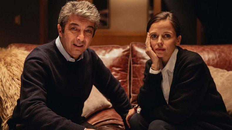 Ricardo Darín comparte cartel con un elenco internacional. Entre ellos la española Elena Anaya.
