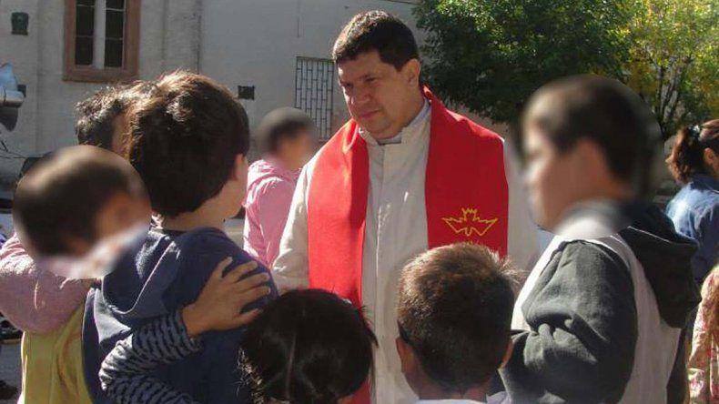 El exsacerdote Juan Diego Escobar Gaviria