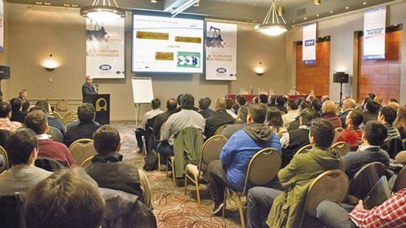 Inician las Jornadas de  eficiencia y sustentabilidad en yacimientos maduros