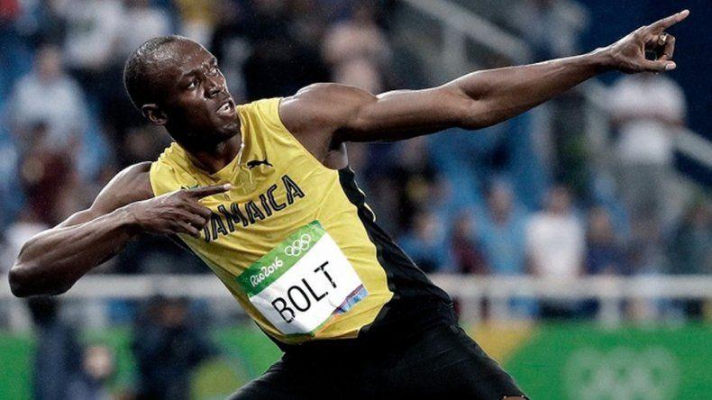 Bolt, tentado para jugar en Inglaterra
