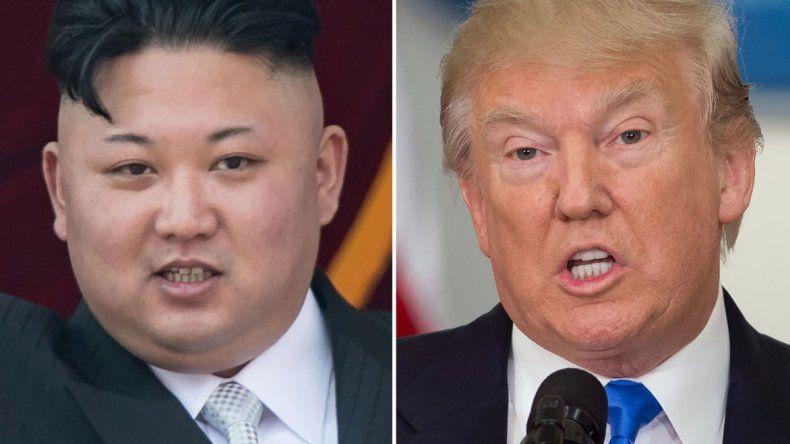 Kim Jong-um y Donald Trump decidieron bajarle los decibeles al conflicto que mantienen sus países.