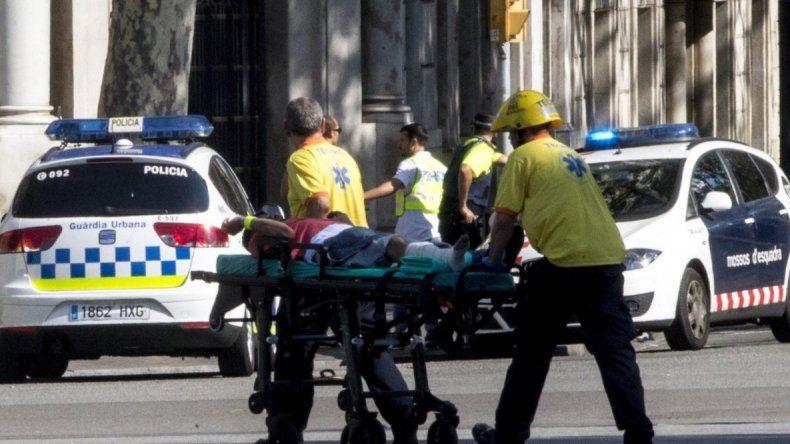 ISIS se adjudicó el atentado en Barcelona y celebró los 13 muertos