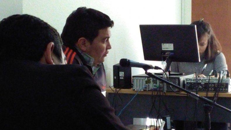 Elevan causa a juicio en contra de Rubén Crespo