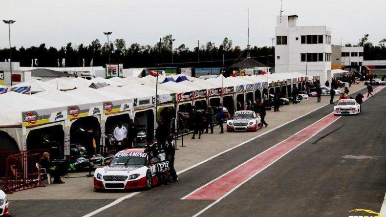 La Top Race tiene todo listo para iniciar su espectáculo en Rosario.