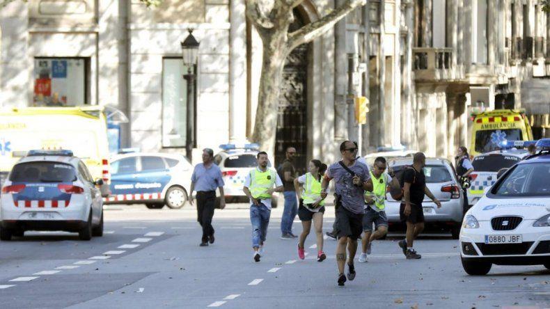 ¿Cómo están  los argentinos heridos en el atentado de Barcelona?