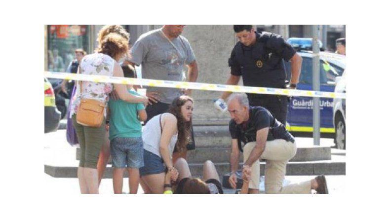 Francisco condenó la violencia ciega e inhumana del atentado