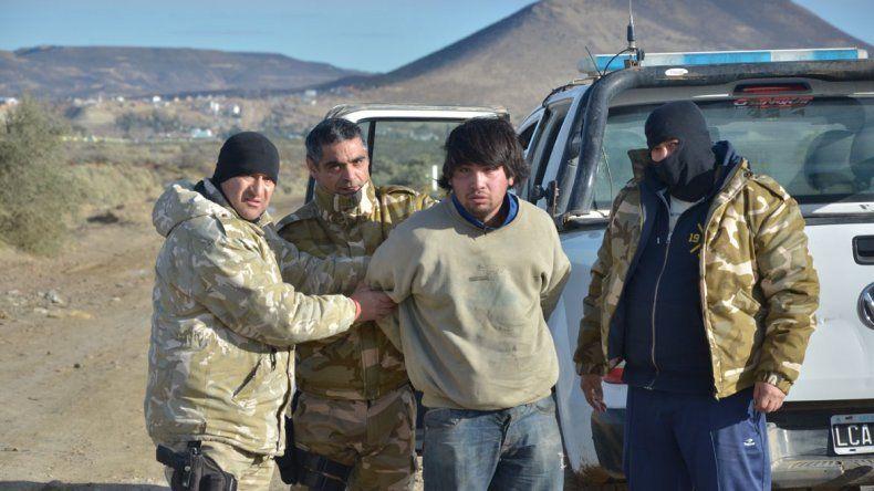 Bizcocho Barrientos volvió a ser detenido como sospechoso de un robo.