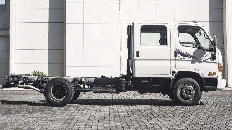 Llega nuevo camión liviano
