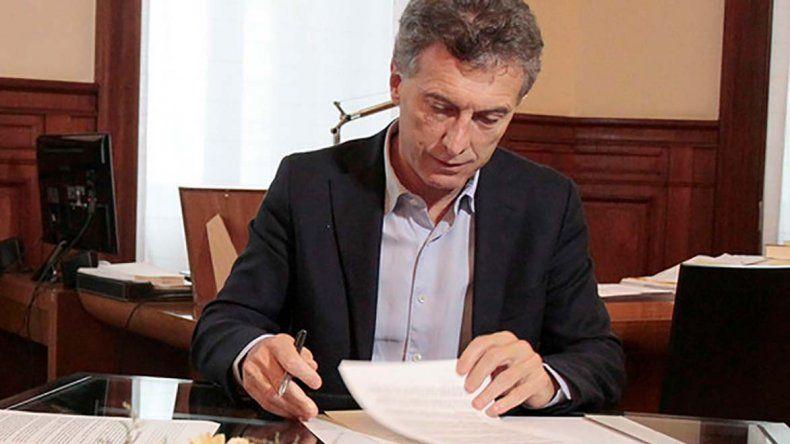 Mauricio Macri debe definir si se aplican cambios al proyecto antes de su envío al Congreso.