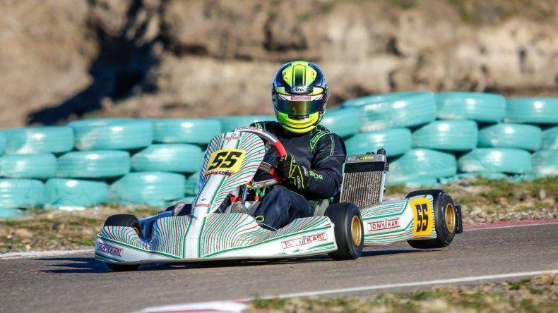 El kárting correrá esta tarde en el circuito internacional de zona norte la cuarta fecha de la temporada.