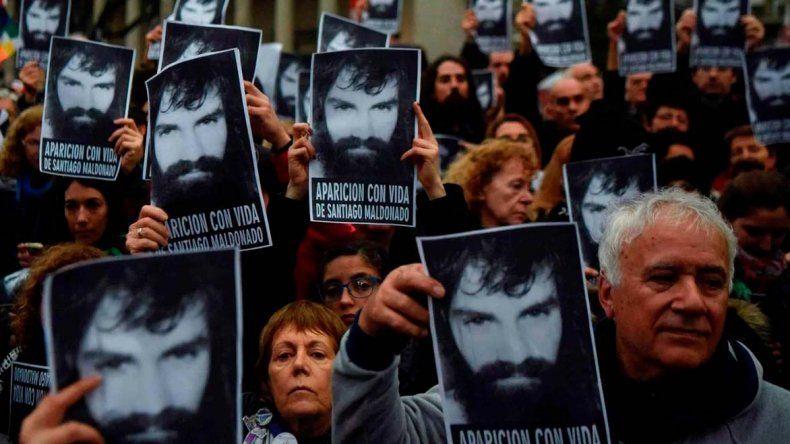 Comisión Interamericana le pedirá respuestas al Estado por el paradero de Santiago Maldonado