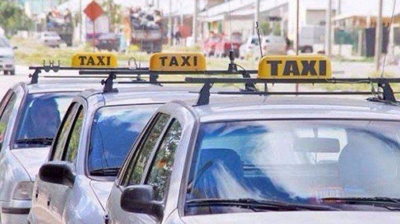 Los taxis y remises deberán contar con GPS