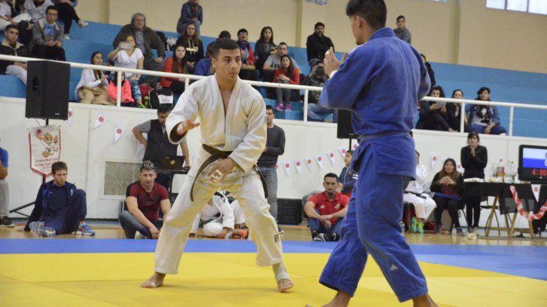 El judo disputó el último sábado en el gimnasio municipal 3 la Copa Challenger Marcos Garnica.