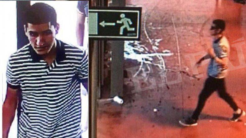Fue abatido el sospechoso del atentado con un supuesto cinturón de explosivos