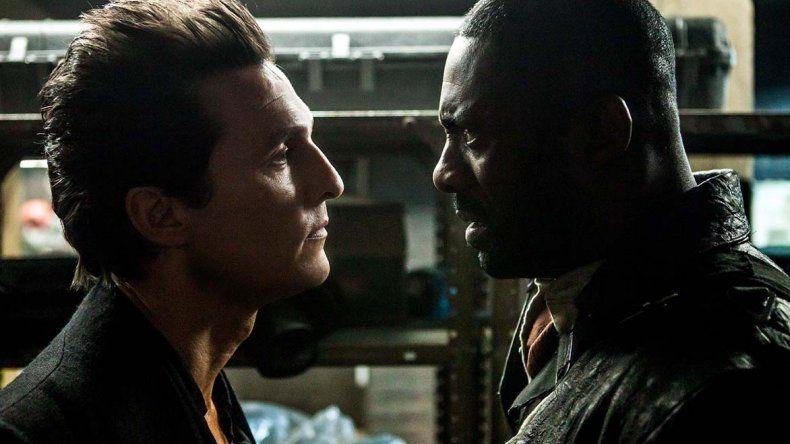 Idris Elba y Matthew McConaughey son los protagonistas de La Torre Oscura