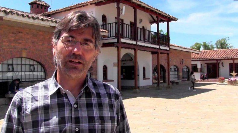El docente e investigador Alejandro Rost también dirá presente en el Congreso de noviembre.