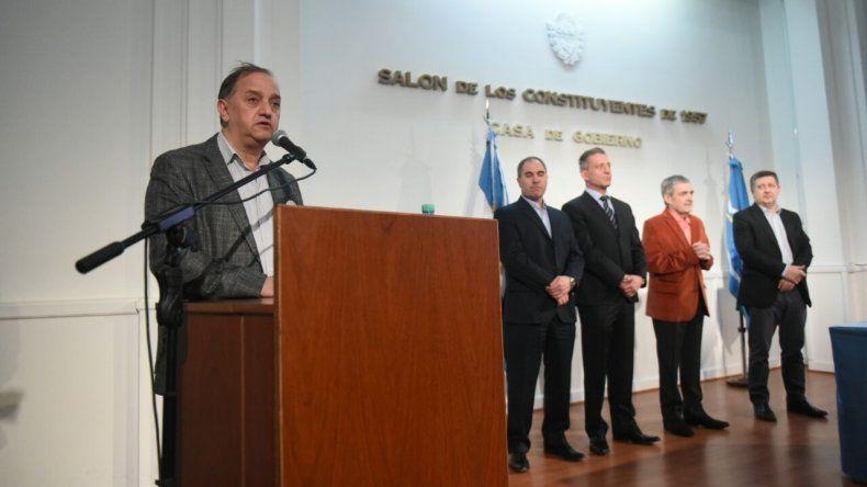 Linares: vamos a traducir estos fondos en obras