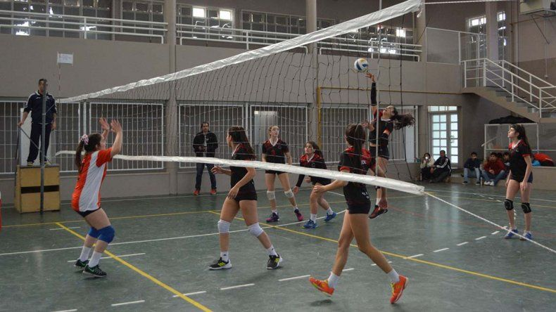 El vóleibol