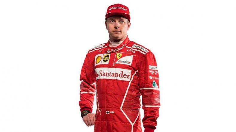 El finlandés Kimi Raikkonen seguirá como compañero del alemán Sebastian Vettel en la escudería Ferrari.