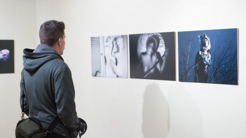 Inauguran muestra de 30 fotogramas en el Centro Cultural
