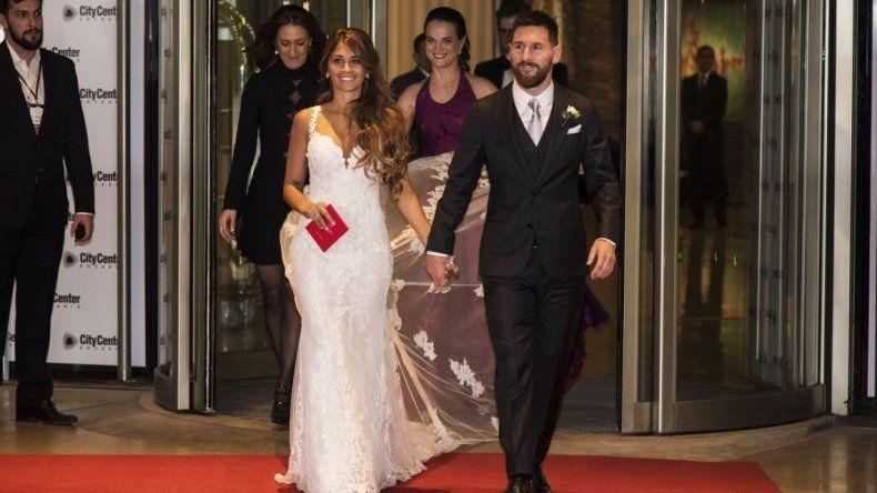 Lionel Messi y Antonela Roccuzzo estarían esperando su tercer hijo