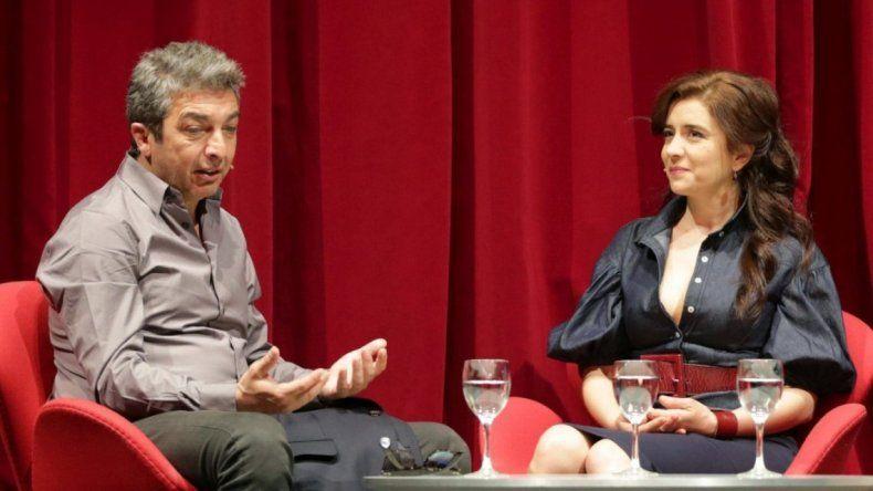 Ricardo Darín habló de su pelea con Érica Rivas: sí, tuvimos discusiones