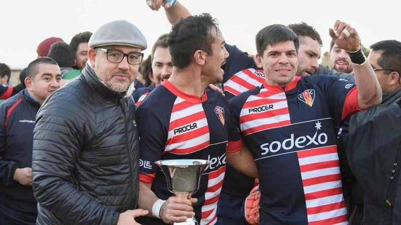 Comodoro RC será el único representante de la URA que participará en la Zona Campeonato del Torneo Regional Patagónico que se inicia este fin de semana.