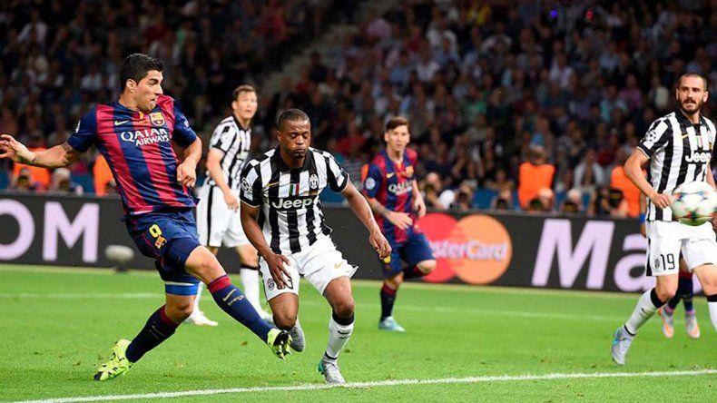 Barcelona y Juventus estarán en el grupo D de la Champions League que se completa con Olympiacos de Grecia y Sporting de Portugal.