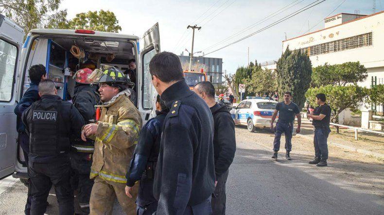 Las cinco internas del pabellón afectado por el fuego continuaban ayer internadas con pronóstico reservado.