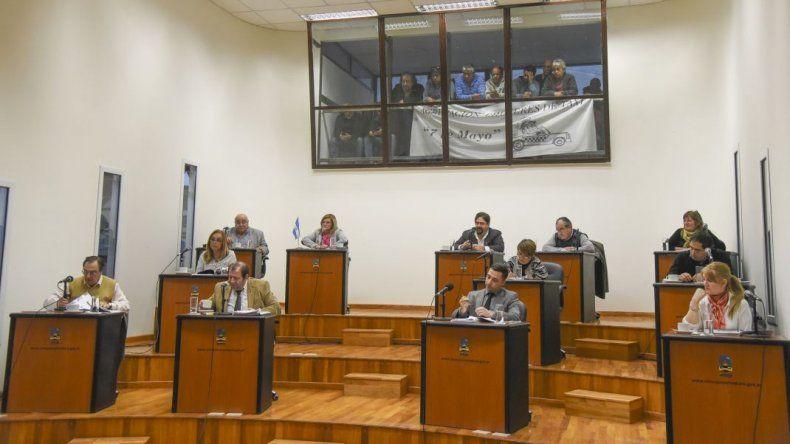 El Concejo aprobó el aumento del 32,3% en la tarifa de taxis