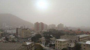 lunes con 20 grados de maxima: ¿se viene la lluvia?