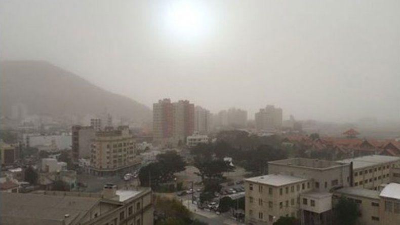 Sábado nublado con probabilidad de lluvias aisladas