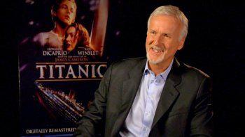 James Cameron finalmente admitió que se equivocó en el final de Titanic