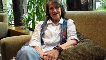 Cecilia Todd, máxima exponente de la canción venezolana inició ayer una larga gira por Argentina para celebrar sus 45 años de trayectoria.