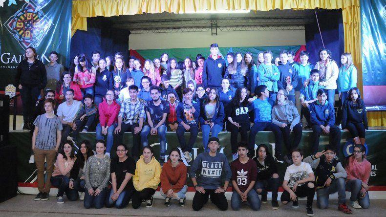 Los selectivos de los Juegos Culturales Evita continuarán este fin de semana con casi un millar de jóvenes en competencia.