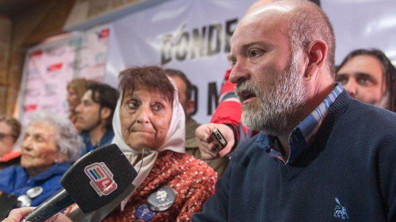 Referentes de organismos de Derechos Humanos volvieron a exigir la aparición con vida de Santiago Maldonado.