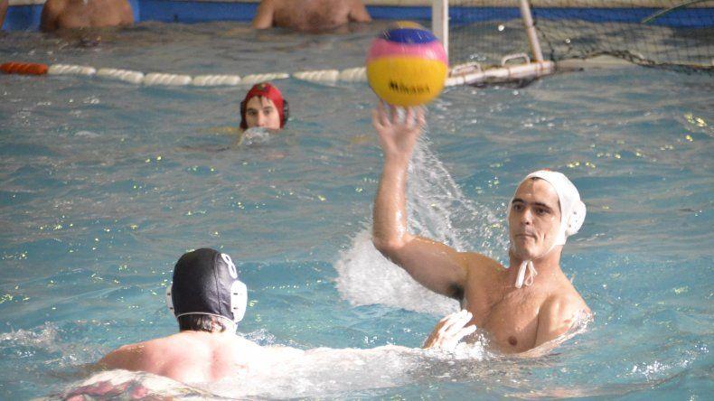 El waterpolo tuvo un fin de semana a pura Liga Patagónica en la pileta del complejo Huergo.
