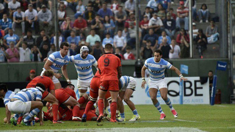 Argentina volvió a perder con Sudáfrica en su segunda presentación por el Rugby Championship.