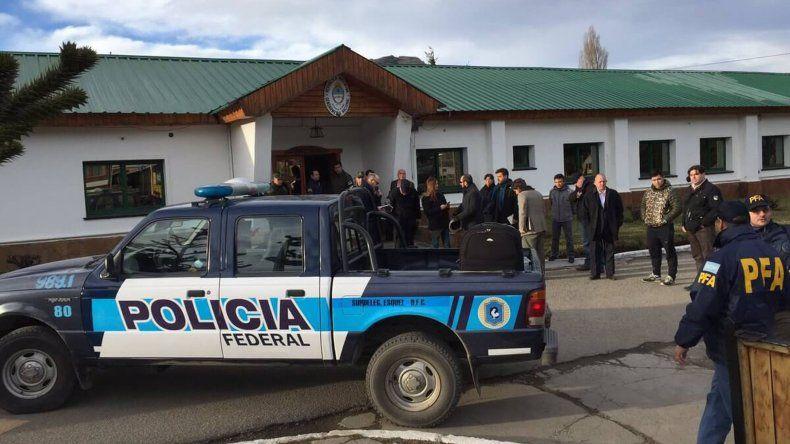 Desde Gendarmería se aseveró: no detuvimos a nadie, no matamos a nadie