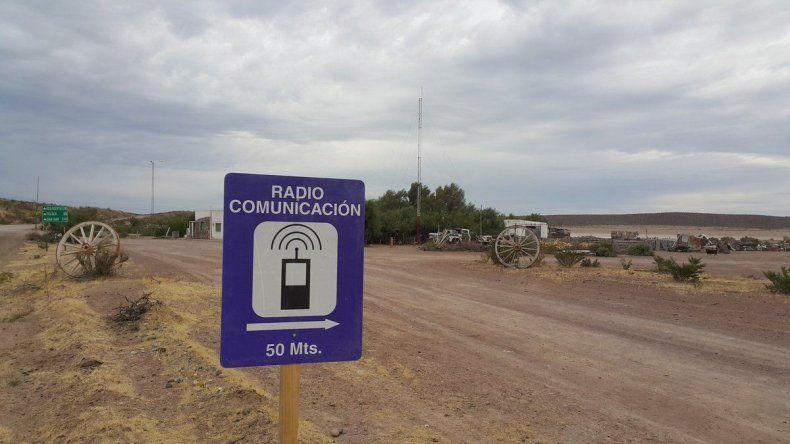 En el interior de Chubut se realizaron más de 13 mil comunicaciones con equipos BLU