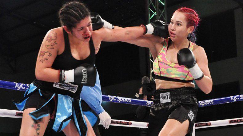 Alejandra La China Zamora venció en fallo mayoritario a la porteña Elizabeth Britos.